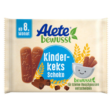 Alete Kinderkeks Schoko 45 g ab dem 8. Monat
