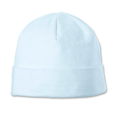 Sterntaler Boys Beanie Jersey blauw
