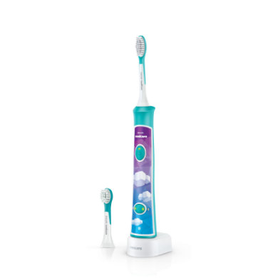 Philips Sonicare for Kids s Bluetooth HX632204 - tyrkysová