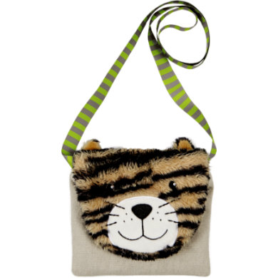Coppenrath Brustbeutel Katze (Plüsch) Lustige Tierparade braun