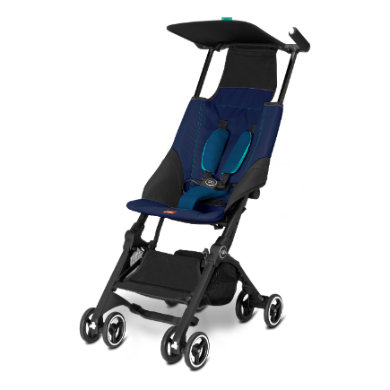 gb GOLD Buggy Pockit Sea Port Blue navy blue