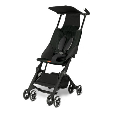 gb GOLD Buggy Pockit Monument Black black
