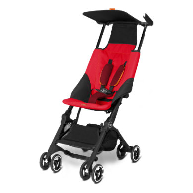 gb GOLD Buggy Pockit Dragonfire Red red