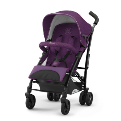 Kiddy  Evocity 1 2017 Royal purple - fialová