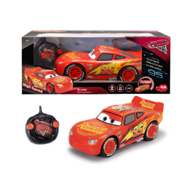 DICKIE Toys RC Cars 3 Hero Lightning McQueen