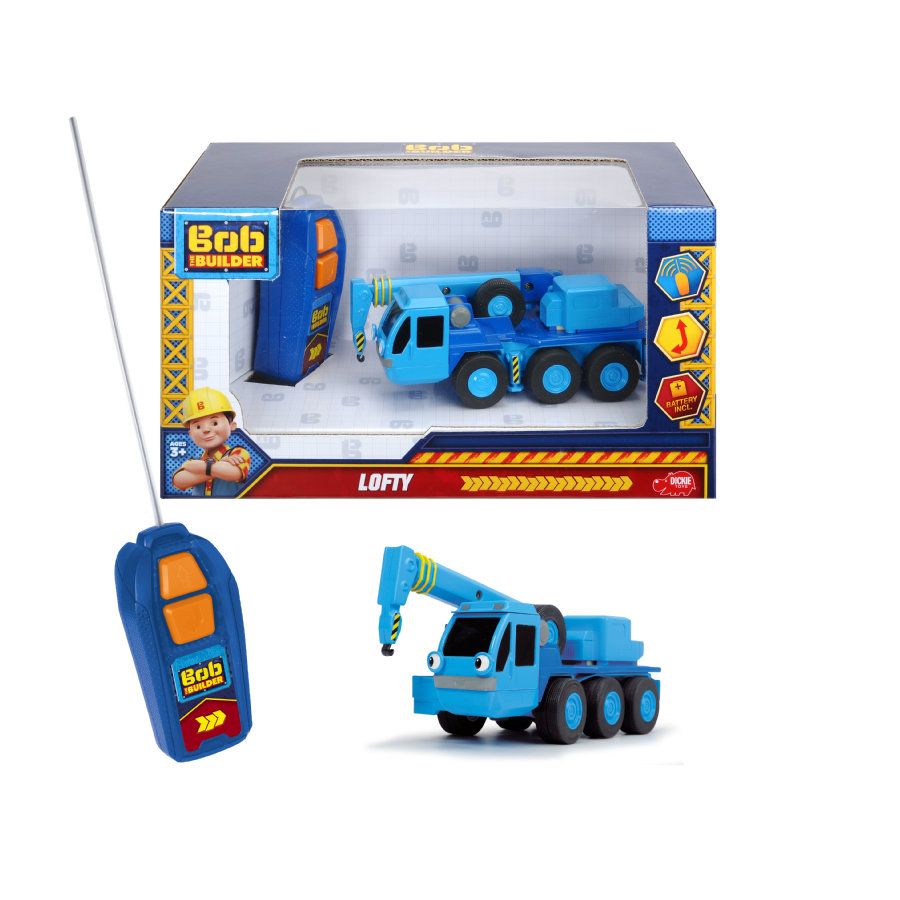 DICKIE Toys RC RC Bob the Builder Lofty