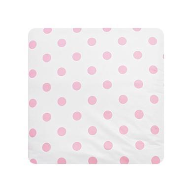 Wickelmöbel und Zubehör - Alvi Wickelauflage Kuschel Folie Schlafmützen rosa 75 x 85 cm  - Onlineshop Babymarkt