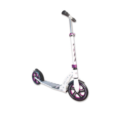 Authentic Sports Aluminium Scooter No Rules Lady 230 mm und 215 mm bunt