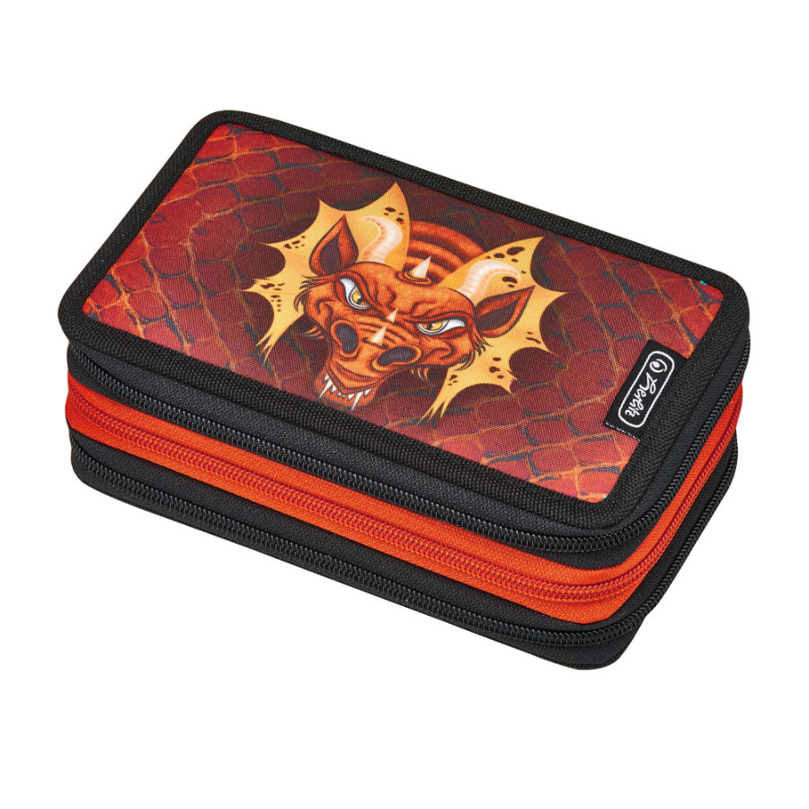 herlitz Triple Etui 31 tlg. Dragon