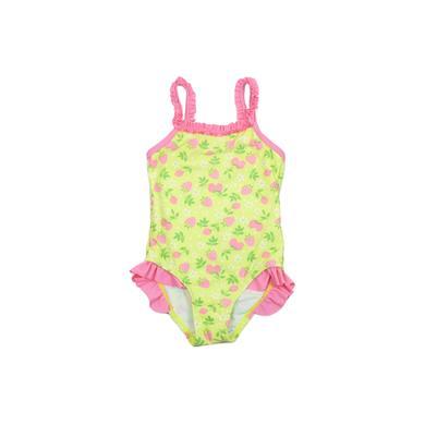 Babybademode - DIMO Badeanzug Rüschen gelb - Onlineshop Babymarkt