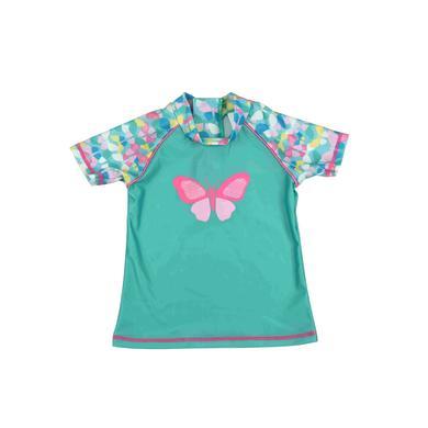 DIMO Bade Shirt Schmetterling bunt Gr.Babymode (6 24 Monate) Mädchen