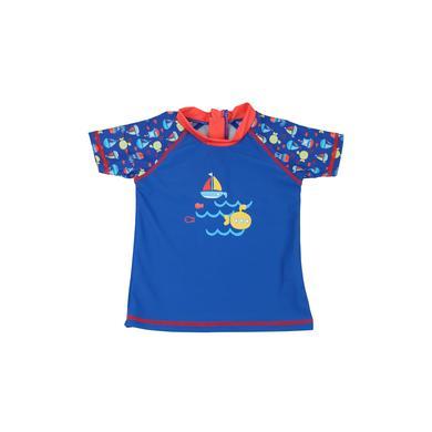DIMO Bade Shirt royal blau Gr.Babymode (6 24 Monate) Jungen