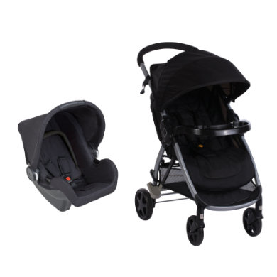 Safety 1st Buggy Step & Go Travel Full Black