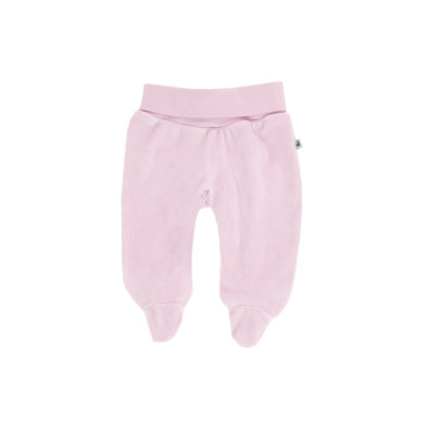 Jacky Nicki Stramplerhose BASIC LINE rosa rosa pink Gr.Newborn (0 6 Monate) Mädchen