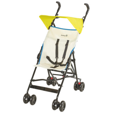 Safety 1st Buggy Peps met Zonnekap Summer Yellow