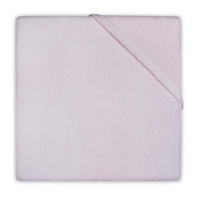 Kindertextilien - jollein Spannlaken Frottee 60x120 cm hellrosa rosa pink Gr.60x120 cm  - Onlineshop Babymarkt
