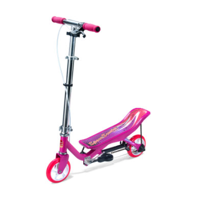 Space Scooter ® Junior X 360 růžový - růžovápink