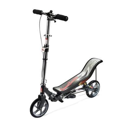 Roller - Space Scooter ® X 580, matt schwarz - Onlineshop