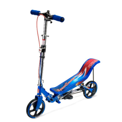 Roller - Space Scooter® X 580, blau - Onlineshop