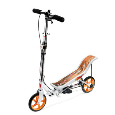 Roller - Space Scooter® X 580, weiß - Onlineshop