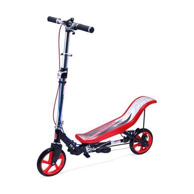 Roller - Space Scooter ® Deluxe X 590, rot schwarz - Onlineshop