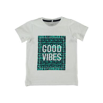 name it Boys T-Shirt Gils bright white