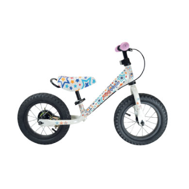 Laufrad - kiddimoto® SuperJunior MAX Laufrad Stars - Onlineshop