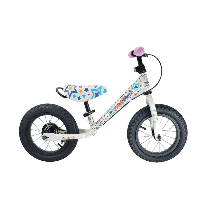 kiddimoto® Metall Laufrad mit Bremse Stars