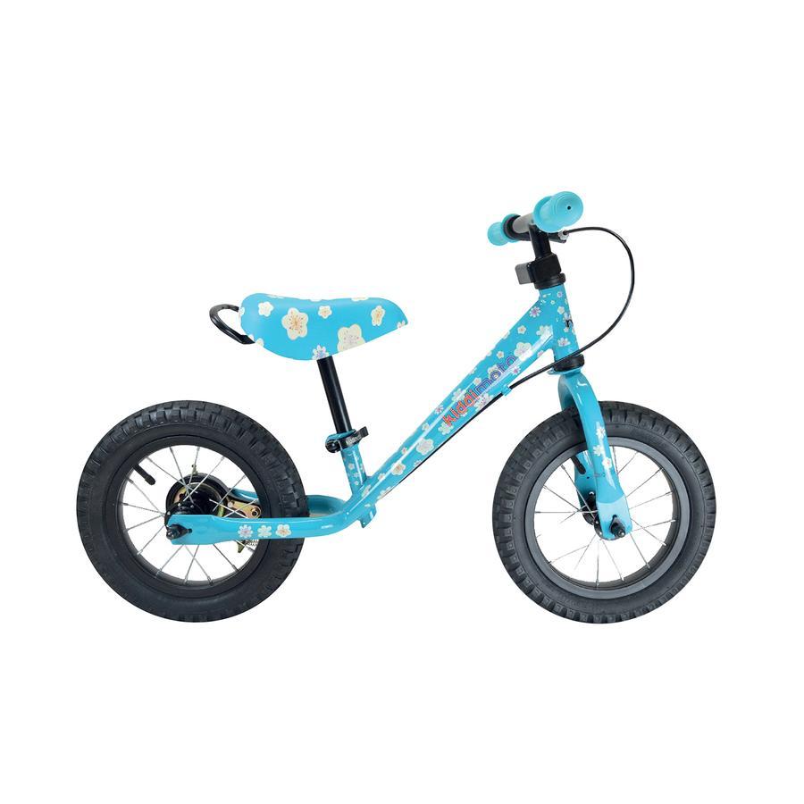 kiddimoto® Metall Laufrad mit Bremse Fleur