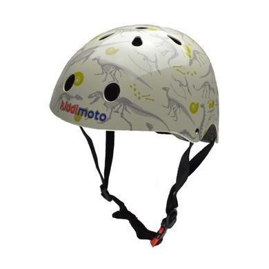 Fürfahrräder - kiddimoto® Fahrradhelm Fossil S - Onlineshop