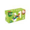 HUBELINO® Kugelbahn Katapult Erweiterung, 41-teilig