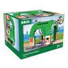 BRIO® WORLD Stor hovedbanegård med billetautomat