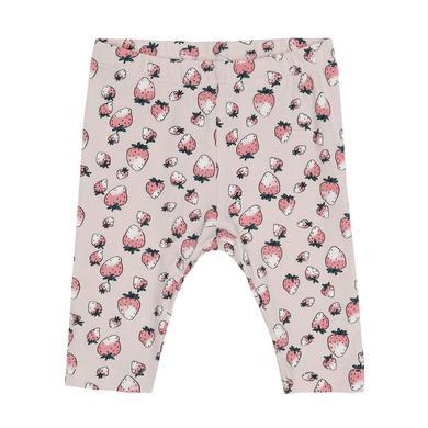 name it Girls Sweathose Dagmar pink dogwood - Gr.Babymode (6 - 24 Monate) - Mädchen