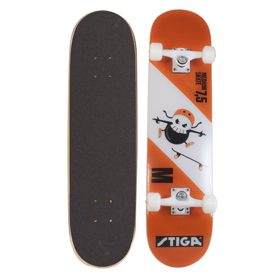 STIGA SPORTS Skateboard Crown M 7,5