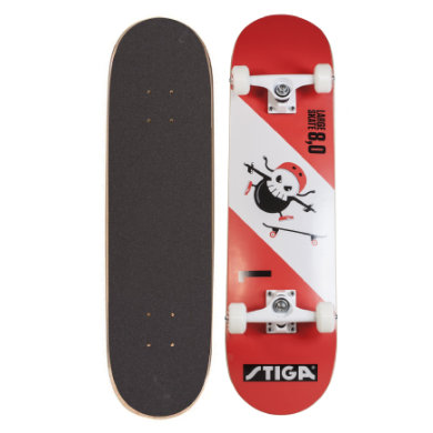STIGA SPORTS Skateboard Crown L 8,0