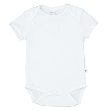 Babywaesche - Feetje Kurzarm–Body weiß – Gr.68 – Unisex - Onlineshop Babymarkt
