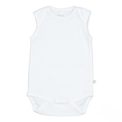 Feetje Body ohne Arm weiß - Gr.Newborn (0 - 6 Monate) - Unisex