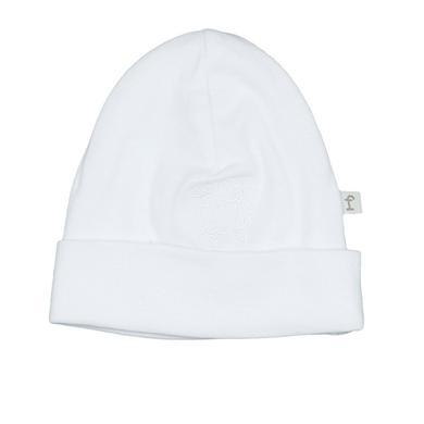 Feetje Mütze weiß - Gr.Newborn (0 - 6 Monate) - Unisex