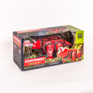 Magformers ® Dino Cera Set 18