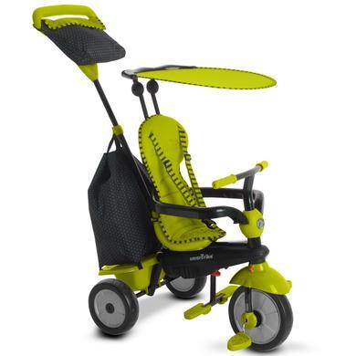 Dreirad - smarTrike® Glow Touch Steering® 4 in 1 Dreirad, grün - Onlineshop
