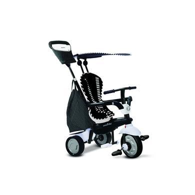 Dreirad - smarTrike® Glow Touch Steering® 4 in 1 Dreirad, schwarz weiss - Onlineshop