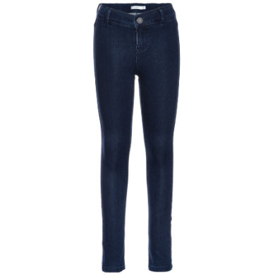 name it Girls Jeans Tera dark blue denim blau Gr.Kindermode (2 6 Jahre) Mädchen