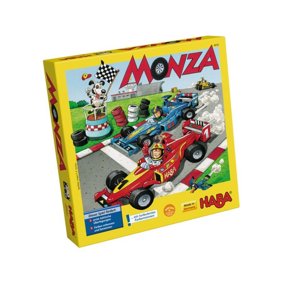 HABA Auto-Rennspiel - Monza 4416