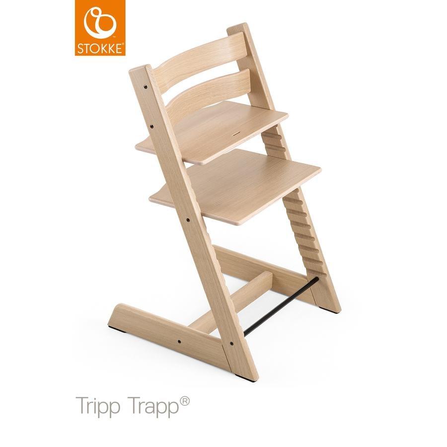 Hochstühle - STOKKE® Tripp Trapp® Hochstuhl Oak natur  - Onlineshop Babymarkt