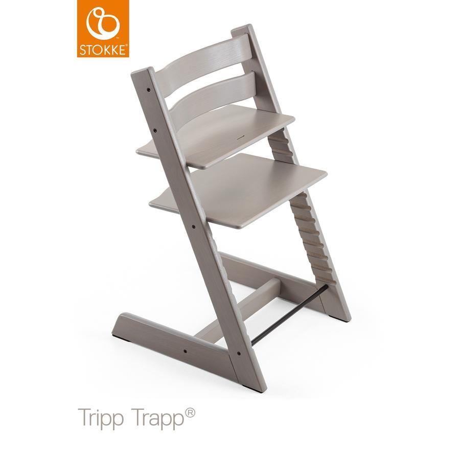 Hochstühle - STOKKE® Tripp Trapp® Hochstuhl Oak Grey Wash  - Onlineshop Babymarkt