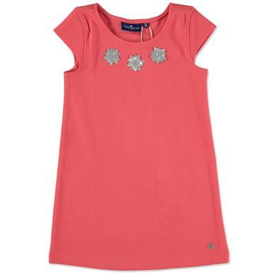 Tom Tailor Girls Kleid Interlock Sterne rosa pink Gr.116 122 Mädchen
