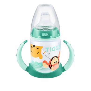 NUK Babyfles First Choice Design: Winnie the Pooh en Tijgertje vanaf 6 maanden 150ml