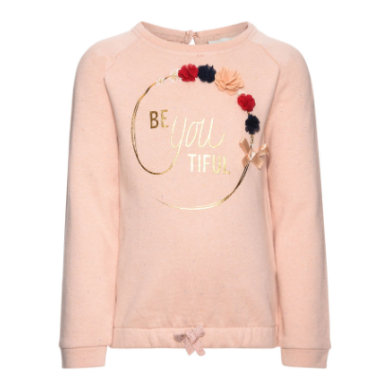 name it Girls Sweatshirt Fefla Blumen evening s...
