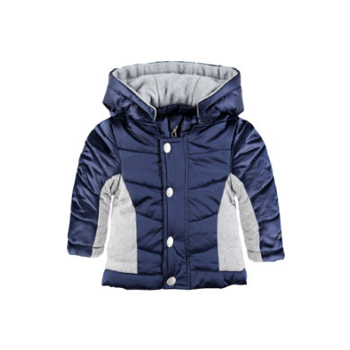 bellybutton  Winterjacke mit Kapuze - blau - Gr.Babymode (6 - 24 Monate) - Unisex