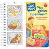 Ravensburger ministeps® - Spielbuch - Was gehört zusammen?